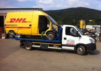 Skup samochodów - dostawcze