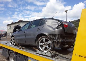 Skup samochodów - uszkodzone